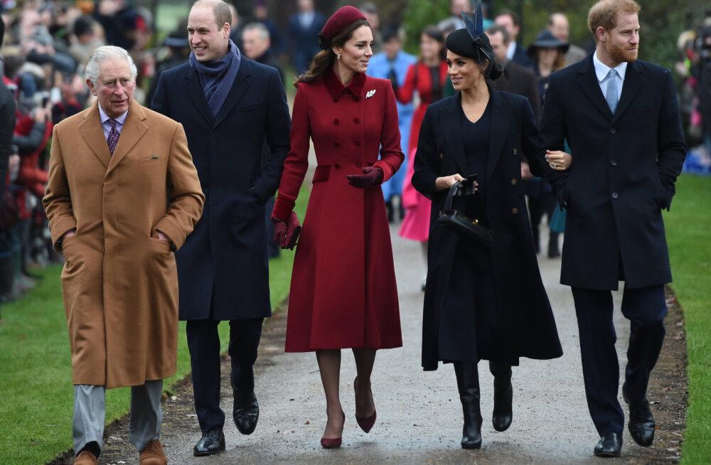 Kaheksa jõulutraditsiooni, mida Briti kuninglik pere alati järgib