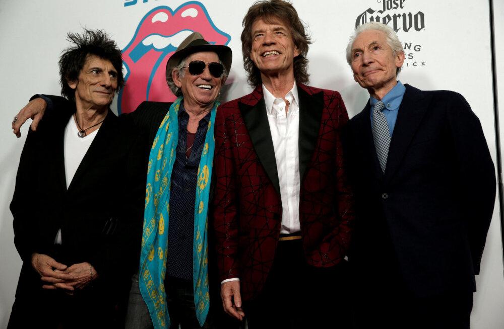 Mick Jagger haiglas: The Rolling Stones jätab tuuri ära