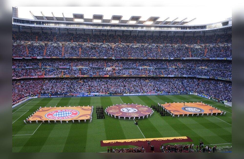 Madridi Reali kodustaadion Santiago Bernabeu saab uue nime