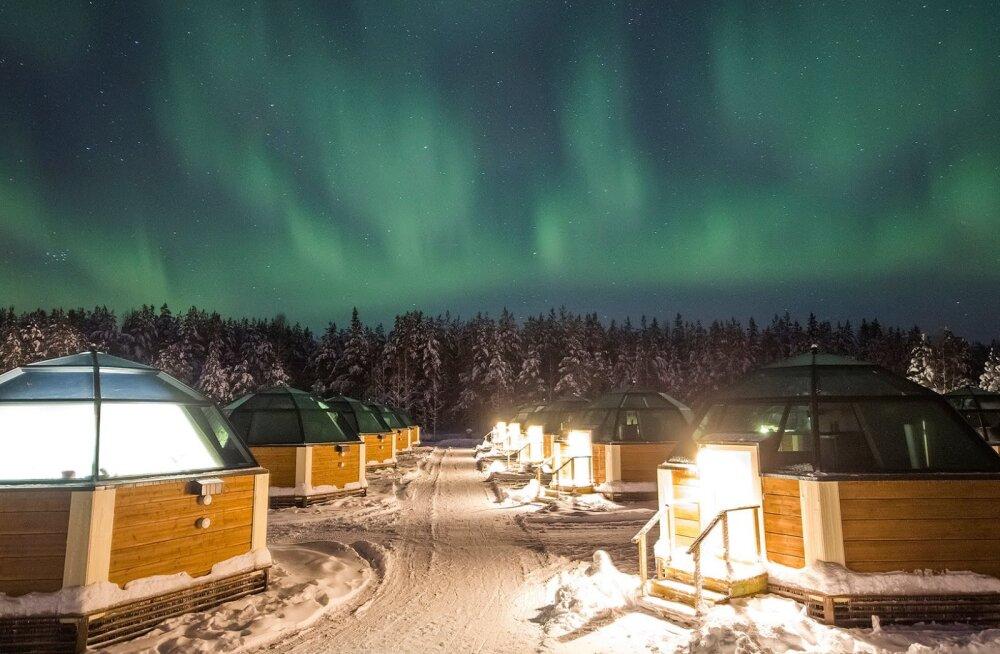 Работа мечты: Финский отель нанял смотрителя за северным сиянием