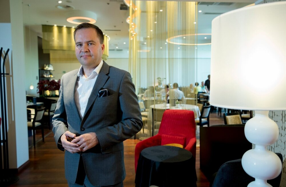 Klaus Ek ütleb, et Tallinn ja kogu Eesti on endiselt soomlastele atraktiivne külastuspaik. Eesti turismisektorit pärsib hotellijuhi sõnul aga kvalifitseeritud töötajate põud.