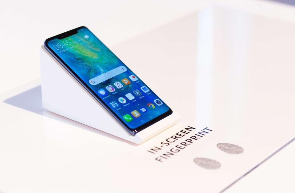 Mate 20 Pro: kõik, mida võiksid teada Huawei uue tipptelefoni kohta