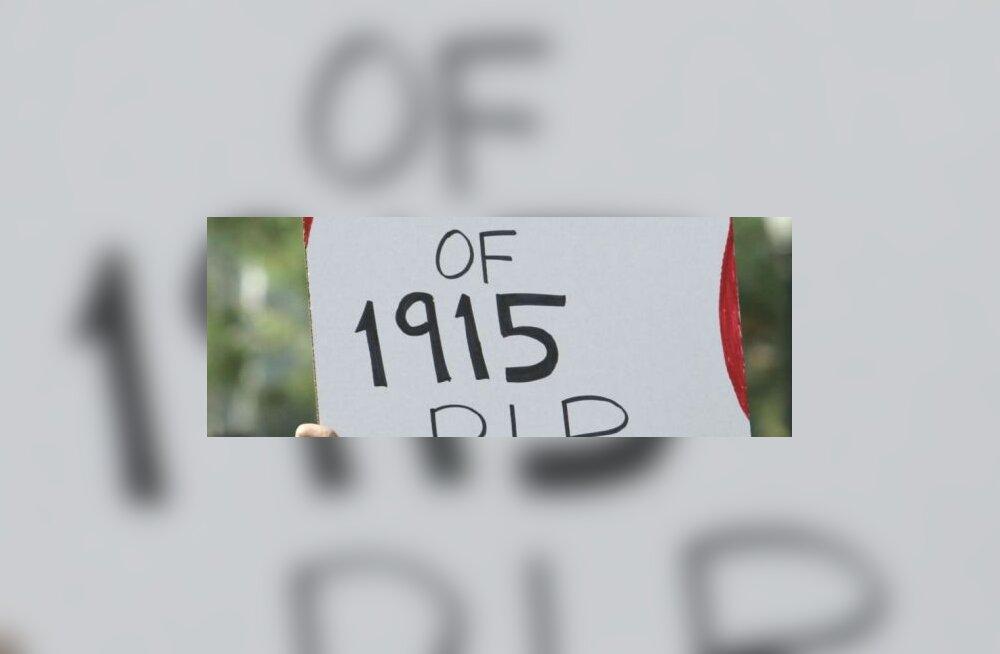 Armeenlased: Obama, tunnusta meie genotsiidi!