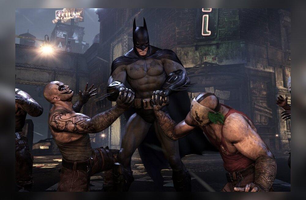 """VIDEO: """"Batman: Arkham City"""" (DirectX 11) ülevaade HDTanelilt"""