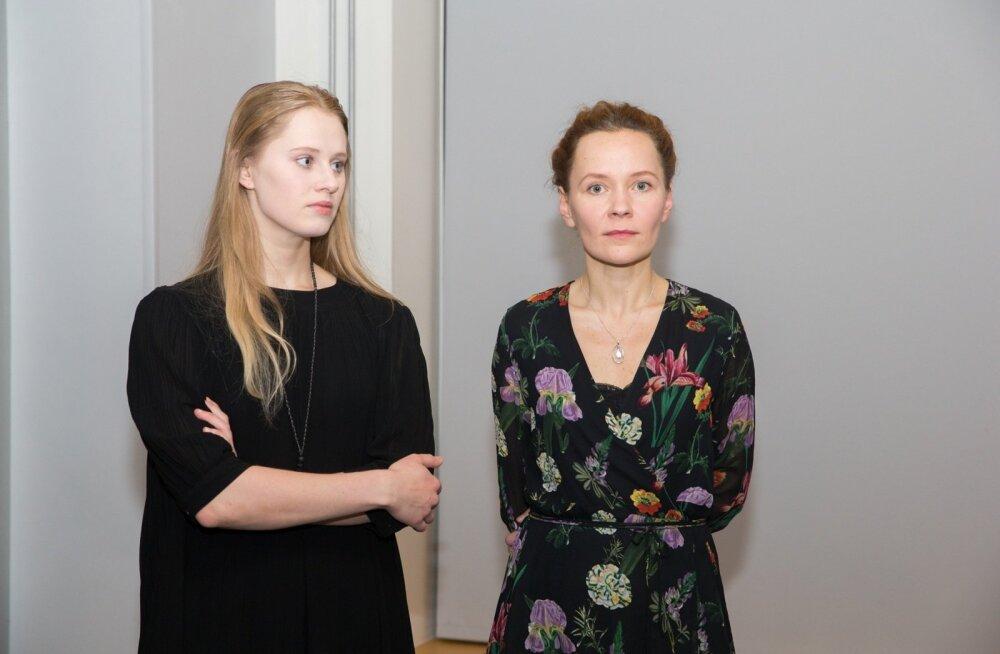 KÄRT TAMMJÄRV, MARIA ANNUS