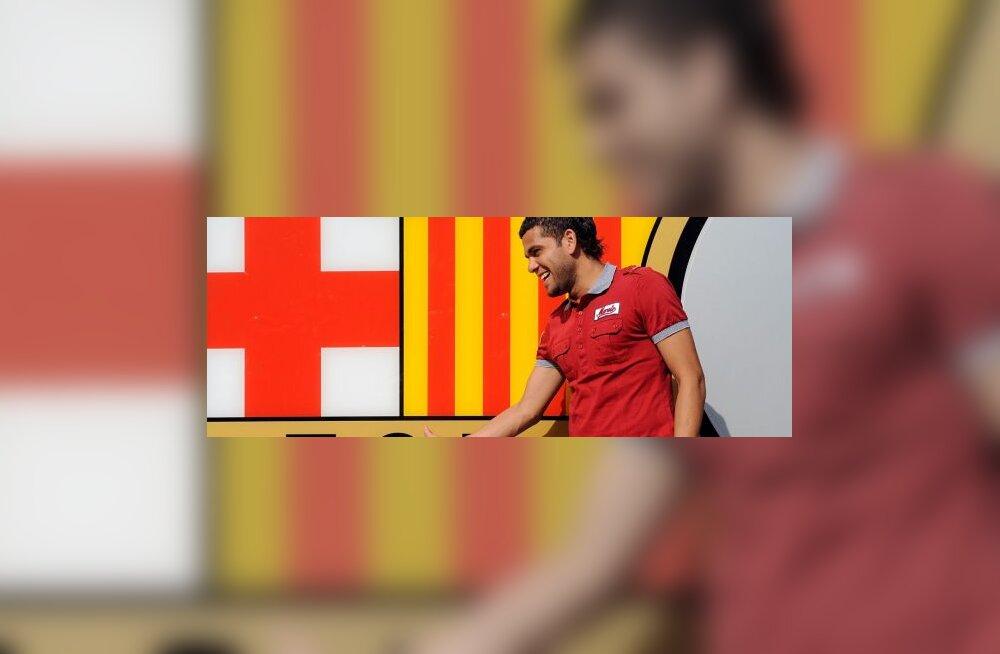 Daniel Alves 8Brasiilia ja Barcelona)