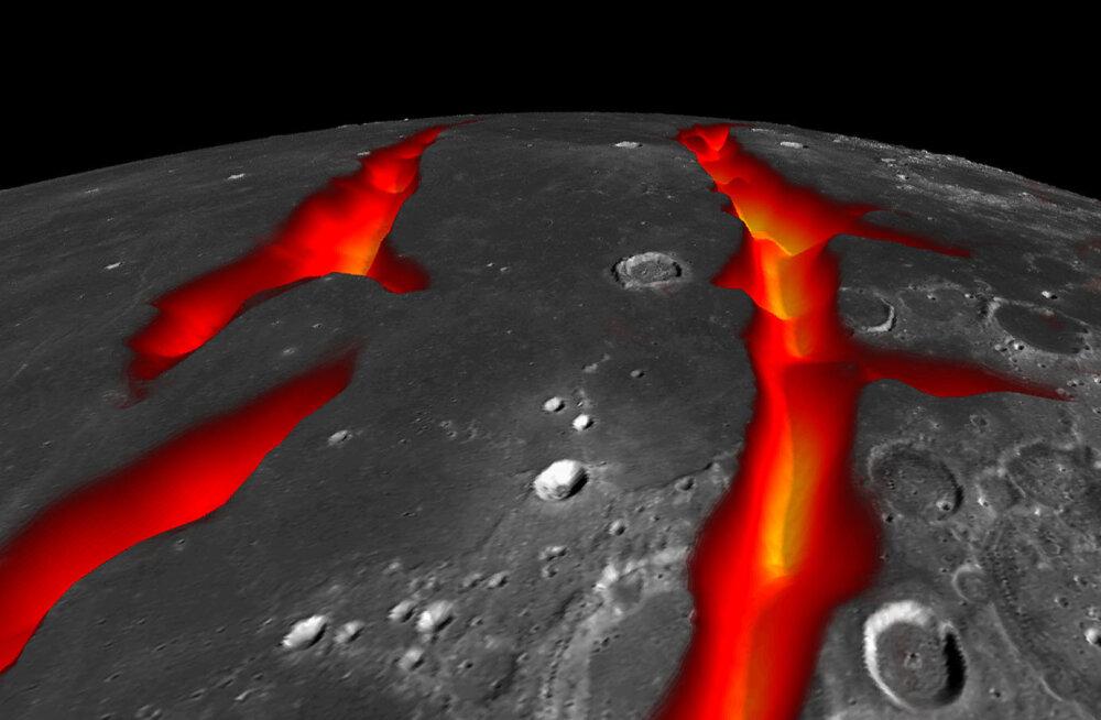 NASA tegi murrangulise avastuse – Kuu ajalugu tuleb veidi ümber kirjutada
