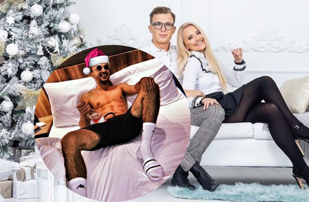 NÄDALA INSTA | Nunnud jõuluklõpsud, pralle hotellis ja meeleolukad sündmused ehk Eesti kuulsuste nädal
