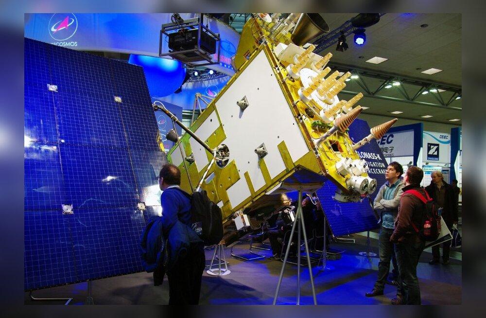 Navigatsioonisüsteem GLONASS (venelaste vaste GPSile) oli sel nädalal rivist väljas – ohtlik kogu maailmale