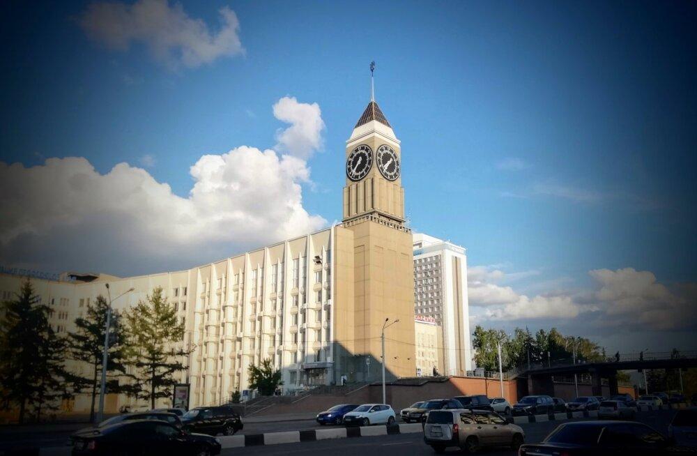 Big Ben Krasnojarskis
