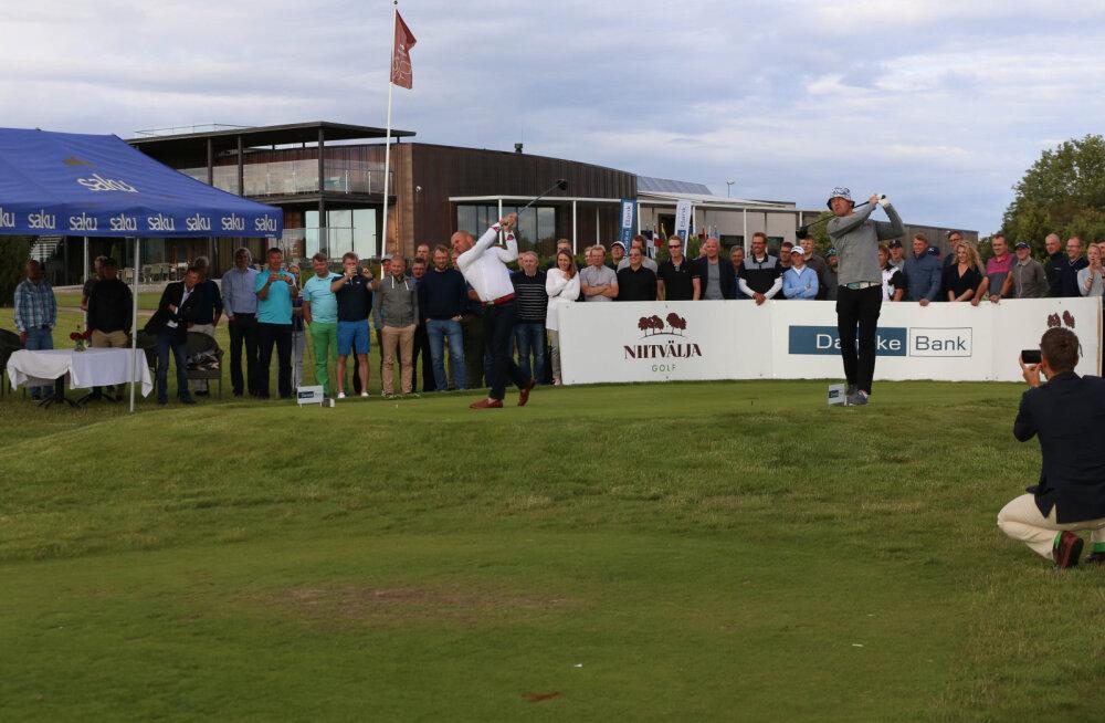 Eesti parimad golfimängijad püüavad Baltikumi vanimal golfiturniiril karikat koju jätta
