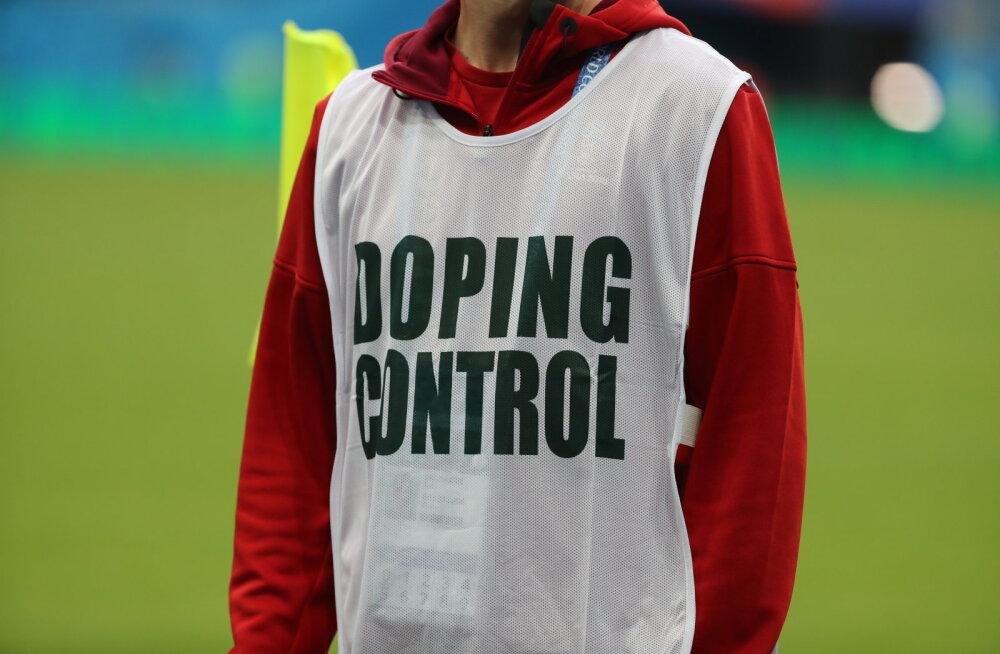 Miks ei kutsunud FIFA jalgpalli MM-i dopingukontrolli jälgima WADA vaatlejaid?