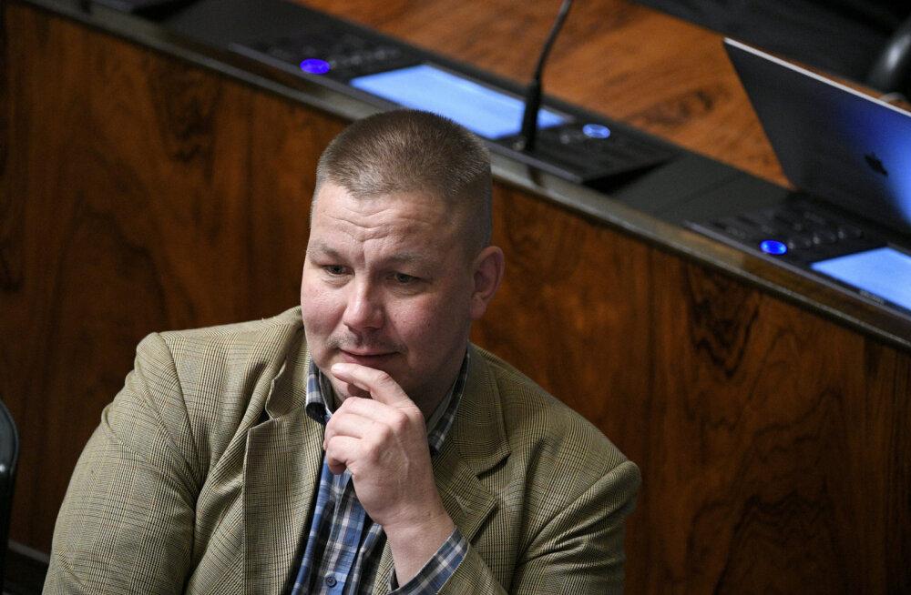 Soome parlament ei toetanud Põlissoomlaselt vihaõhutamise pärast puutumatuse võtmist