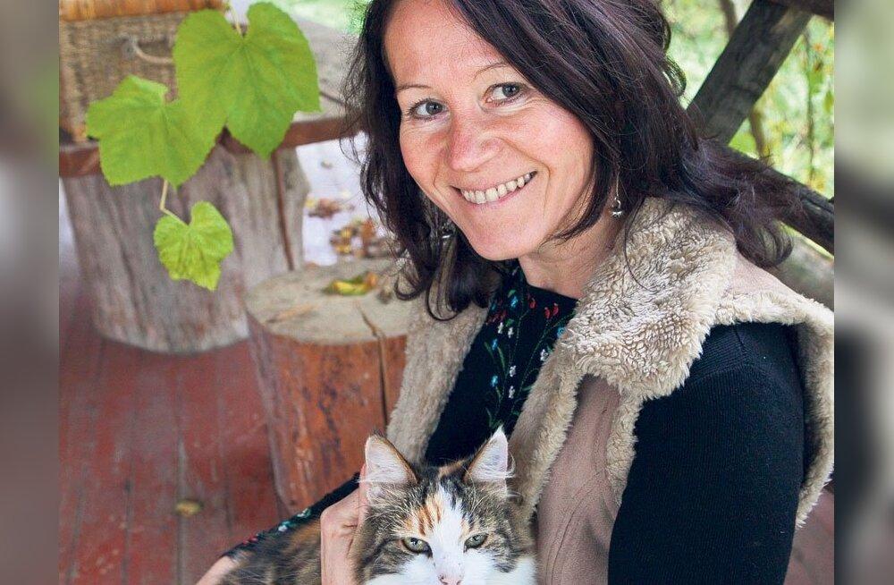 Metsamoor Irje Karjus: Igas naises on natuke nõida