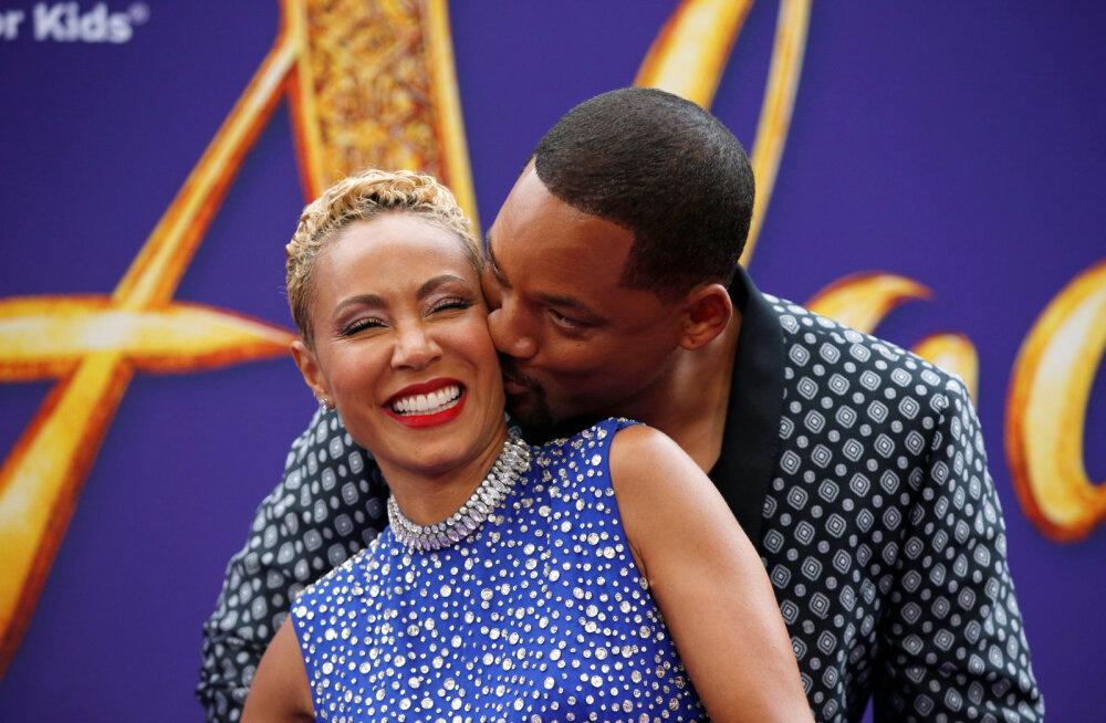Will Smithi naine tunnistab, et paari abielus on olnud tõsised reetmisi: suuremad kui truudusetus