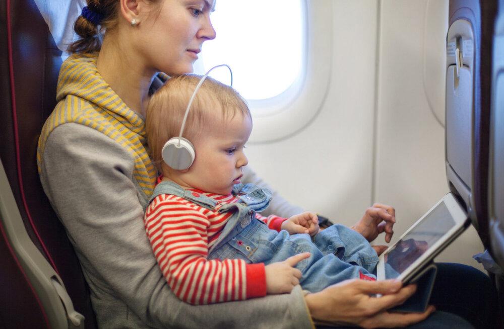 Üheksa nõuannet, kuidas lennureisil igavust peletada