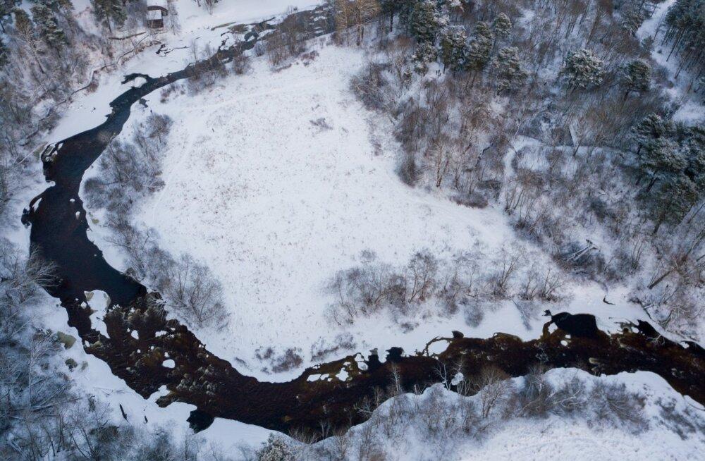 Lumi ja Pirita jõgi