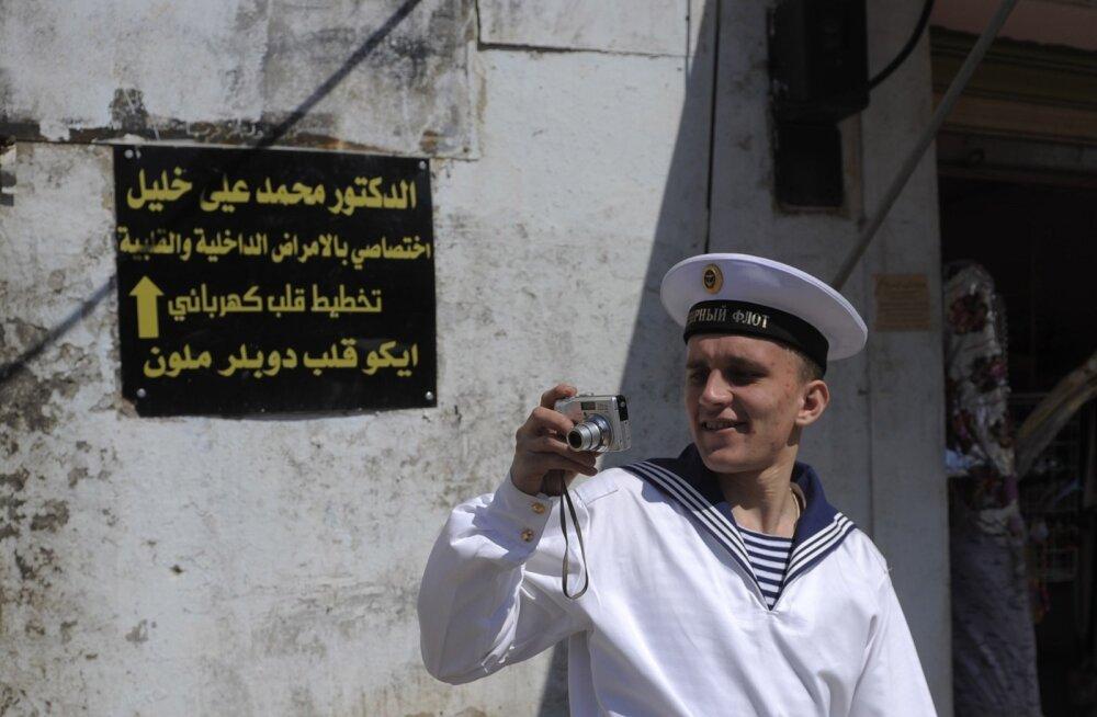 Venemaa muudab Süüria varustuspunkti alaliseks mereväebaasiks, sõjaväebaas on plaanis taastada ka Egiptuses