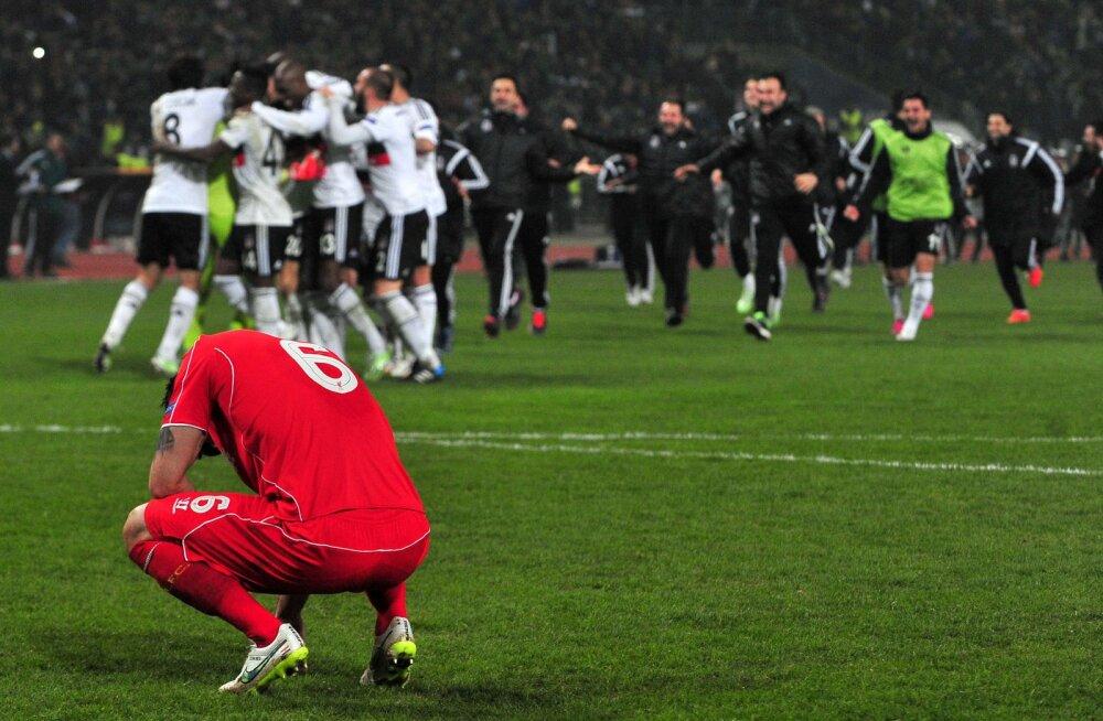 Liverpool on langenud