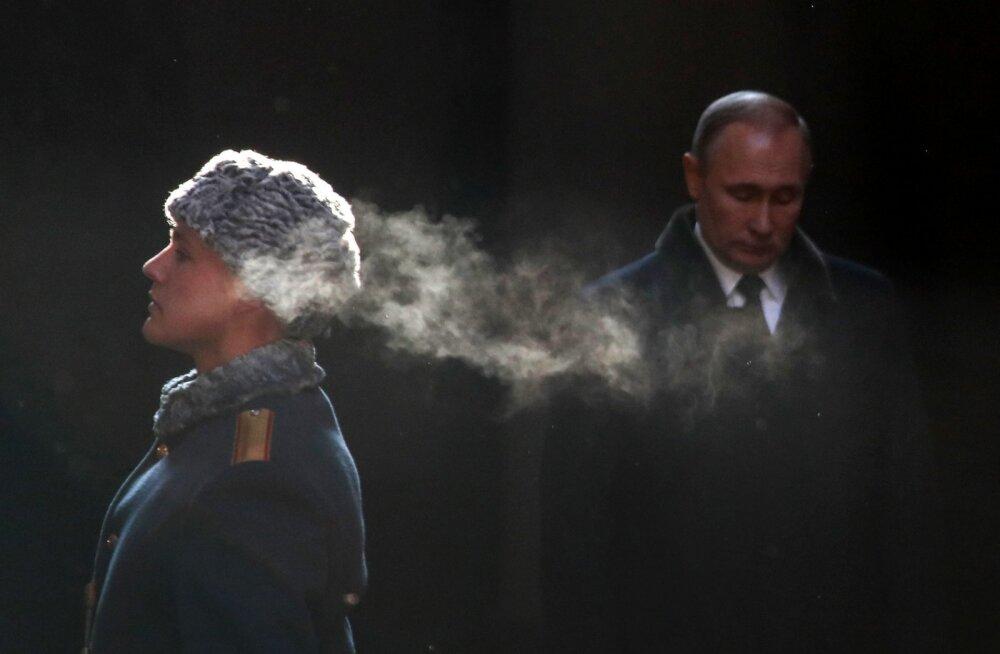 Vene poliitik: Putinit häbistati kogu maailma ees