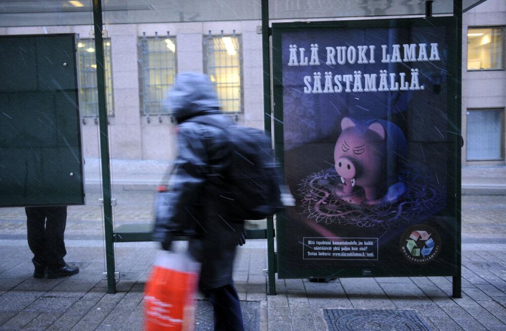 Soome rahandusministeerium hoiatas: alla ühe protsendise majanduskasvuga heaoluühiskonda üleval ei pea