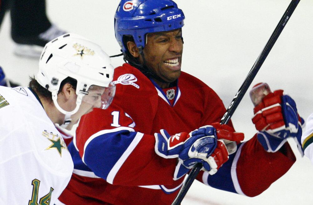 Endine NHL-i mängija on kopsupõletiku ja koroonaviirusega haiglas: mul on isegi hammaste pesemisega raskusi