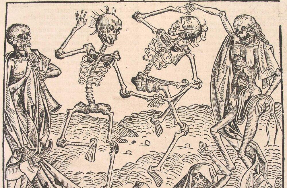 Kombeks aastal 1718: enesetapja kaevati hauast välja ja lohistati kohtunike ette