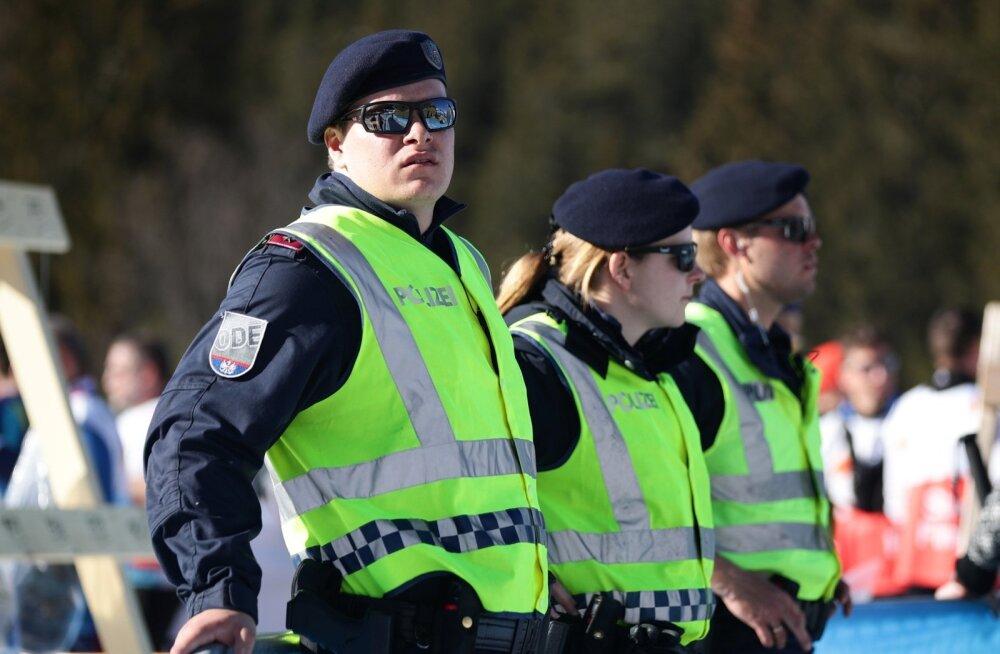 Austria politseinikud