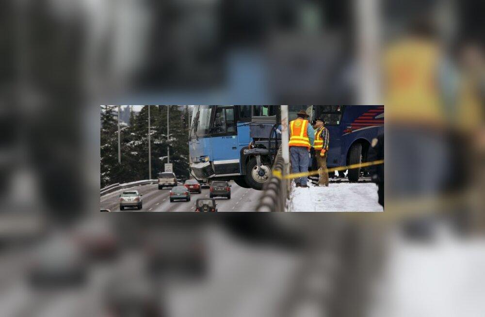 Bussiavarii Seattle'is