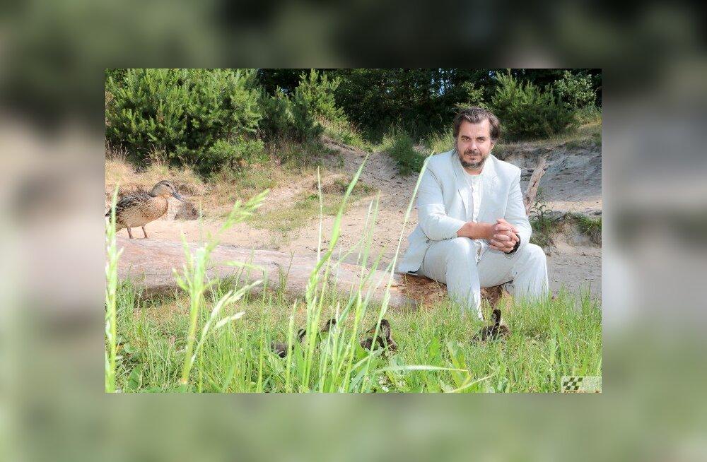 Ökoloog Mihkel Kangur: eestlased jõudsid tarbimispeole kui nõudepesu oli juba alanud