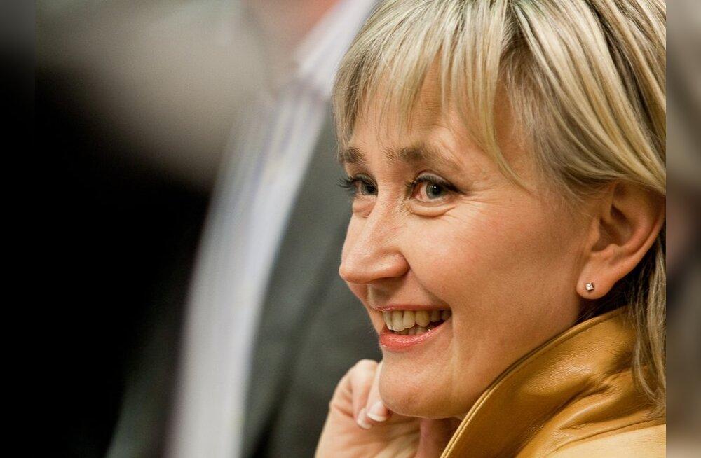 """Marianne Mikko poliitblogis: """"Mõistus võidab!"""""""