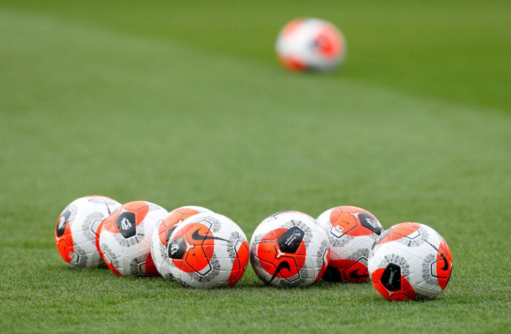 Kolme Premier League'i klubi peale tuvastati veel neli koroonaviirusesse nakatunut