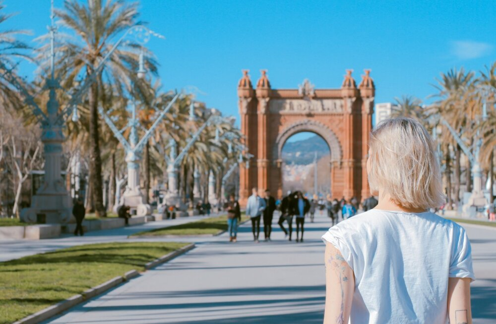 """Hispaanlaste """"rändrahn"""" või """"oksendav siil""""? Hispaania maksab turismimärgi kasutamise eest 210 000 eurot"""