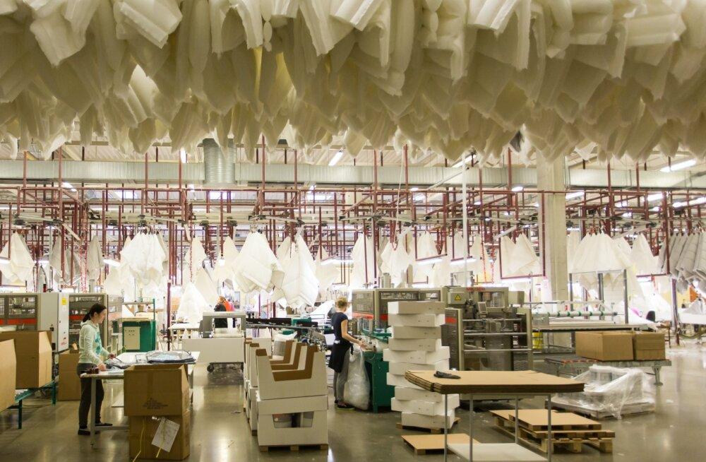 Wendrel on tehas ka Pärnus.