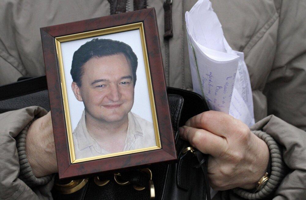 Euroopa Inimõiguste Kohus mõistis Venemaa Sergei Magnitski surmas süüdi