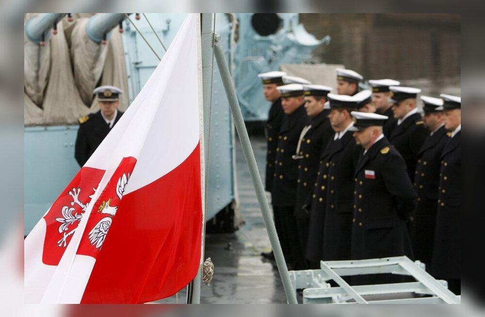 Suurriik Poola tõuseb taas: relvajõududesse panustatakse miljardeid