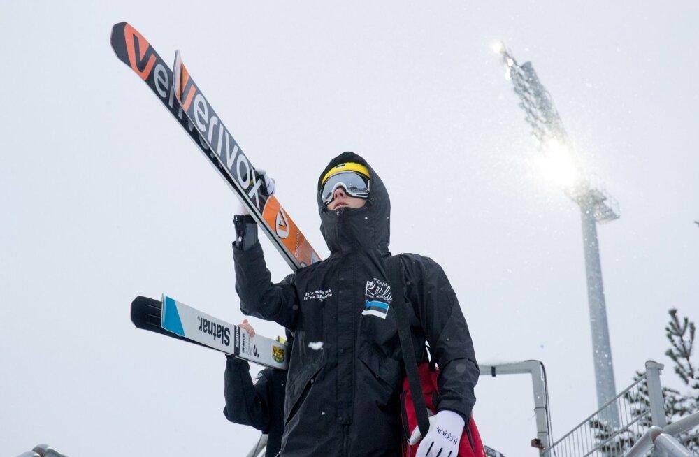 Suurte lootustega tippsporti naasnud Kaarel Nurmsalu pidi viis kuud hiljem olümpiaunistusest loobuma.
