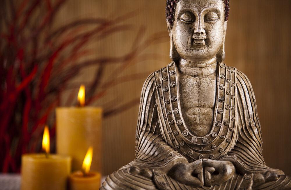 Praktiseeri teadvelolekut: leia enda seest üles Buddha
