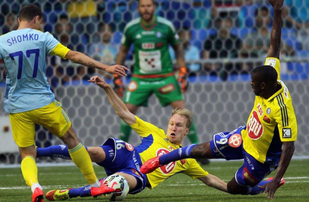 Astana ja HJK mäng