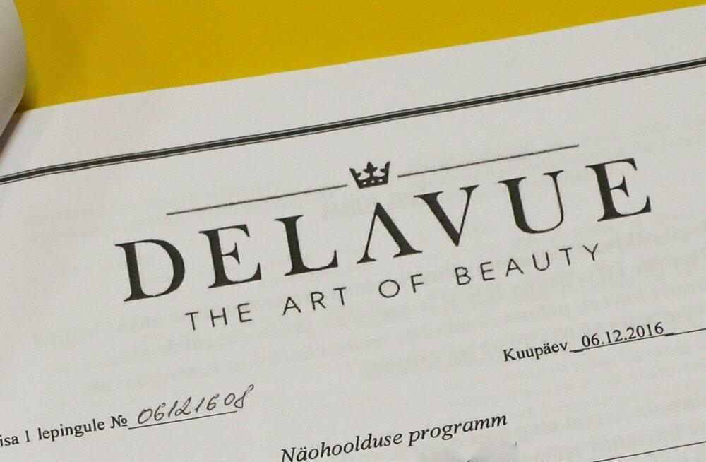 Рассрочка от салона Delavue: возможно ли отказаться от договора?