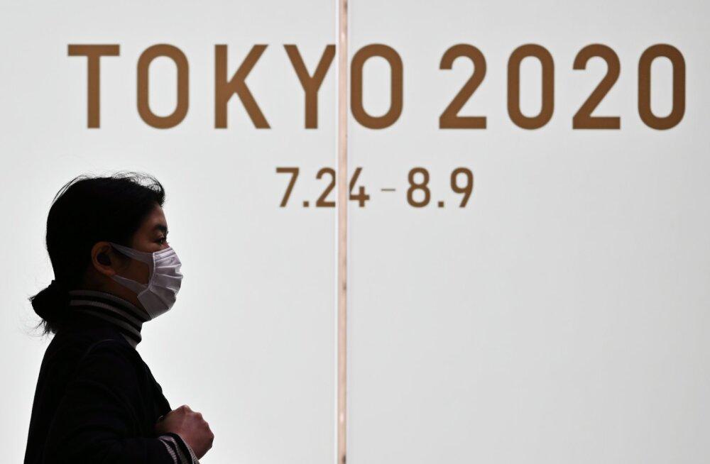 Reuters: Tokyo olümpiamängude edasilükkamine saab selgeks lähipäevil
