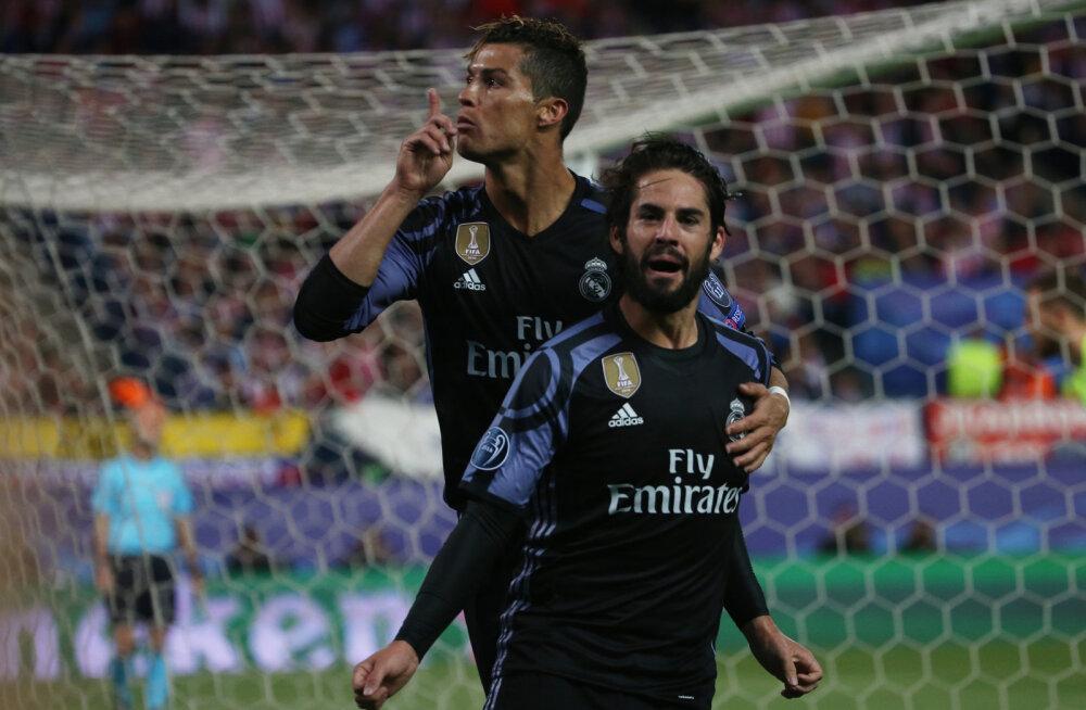 Ronaldo ja Isco