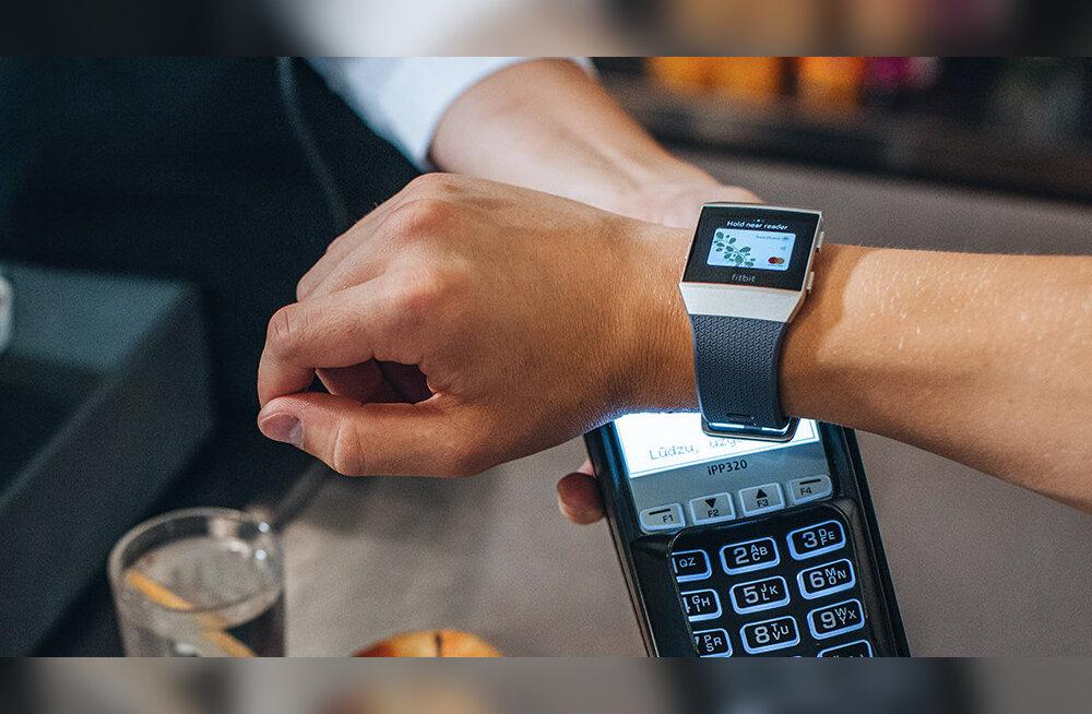 Alates tänasest saavad Swedbanki kliendid teha nutikellamakseid, juuli lõpus toob pank välja uuendatud mobiiliäpi