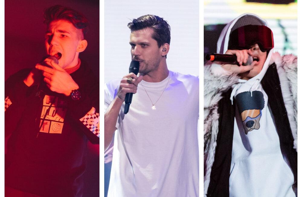 KINDLASTI KUULA | Nublu, Reket ja Pluuto andsid välja ühise singli muljetavaldava videoga