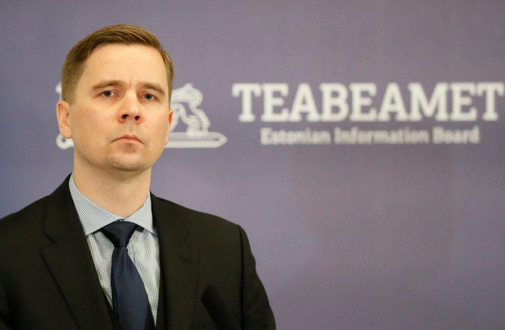 Teabeameti juht hoiatab Eestisse saabuvaid Briti sõdureid Vene armulõksude ja lavastatud kakluste eest