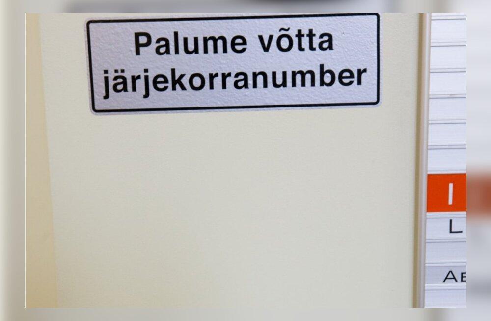 5e9b857c1ae MAALEHE EKSPERIMENT: Arstiaja saamine on kui õnnemäng - Maaleht