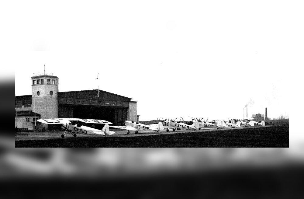 70-aastane Tallinna lennujaam alustas Ida-Euroopa suurimana