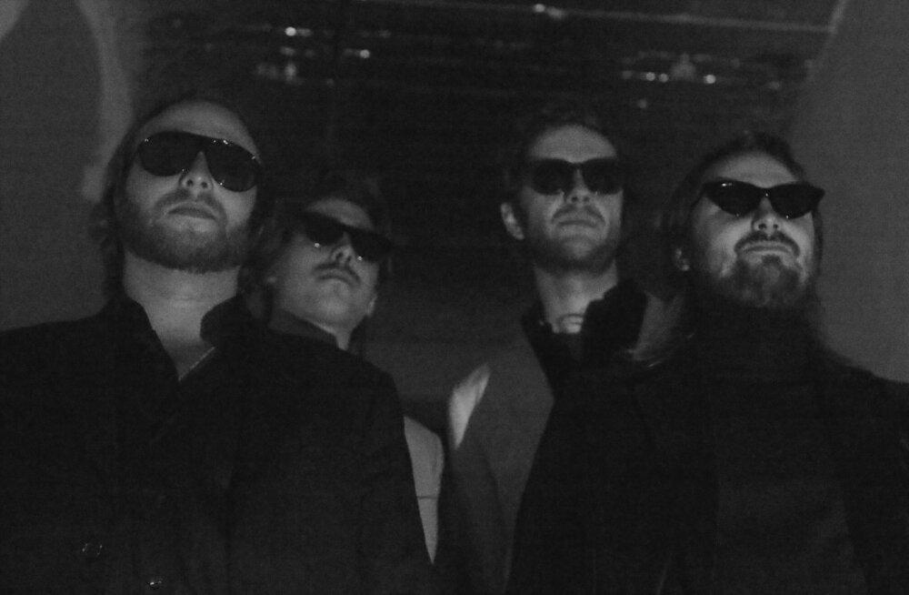 """Kuradi Saar avaldas omanimelise debüütalbumi koos videosingliga """"Valel on kaunid jalad"""""""