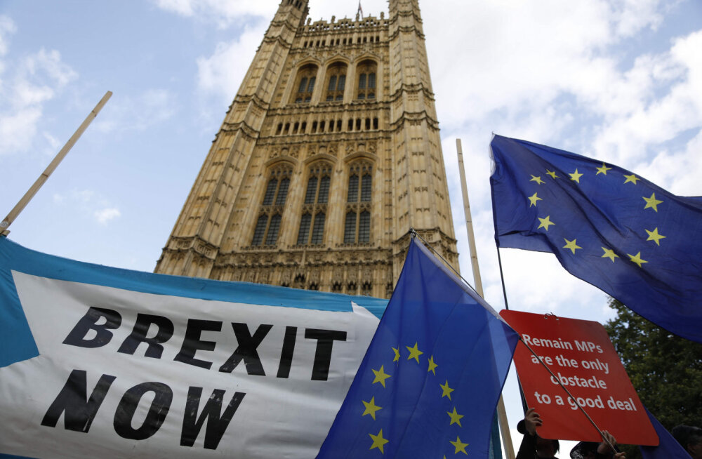 Poliitilise otsuse ränk taak: Suurbritannias elav prantslanna tegi Brexiti pärast enesetapu