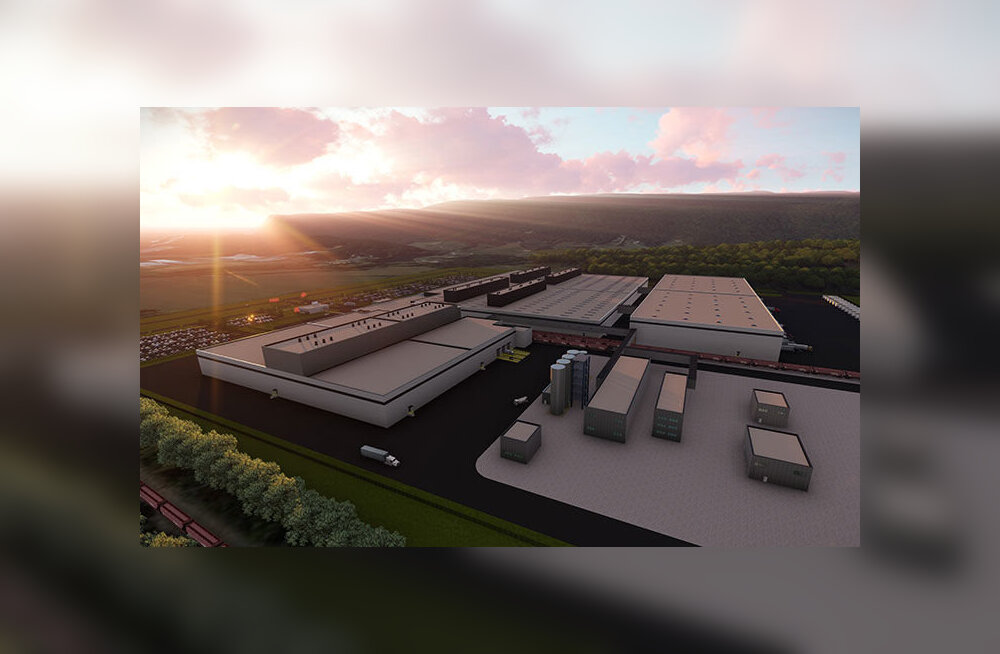 Soome rehvifirma Nokian Tyres käivitab USA piiblilinnas hiiglasliku tehase